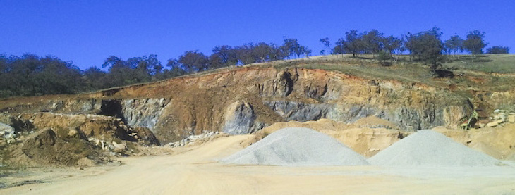 walls_ Sand & Gravel Quarries